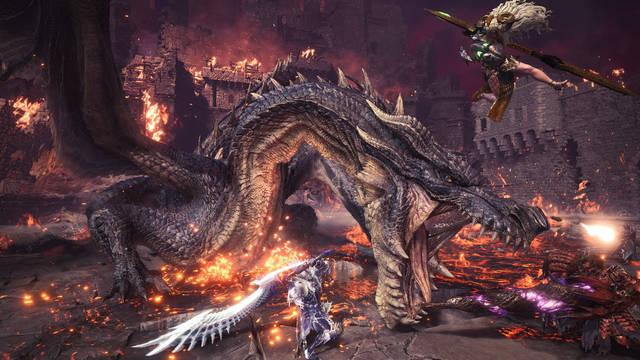 Monster Hunter World Iceborne Actualización 5