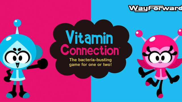 WayForward anuncia el juego cooperativo Vitamin Connection para Nintendo Switch