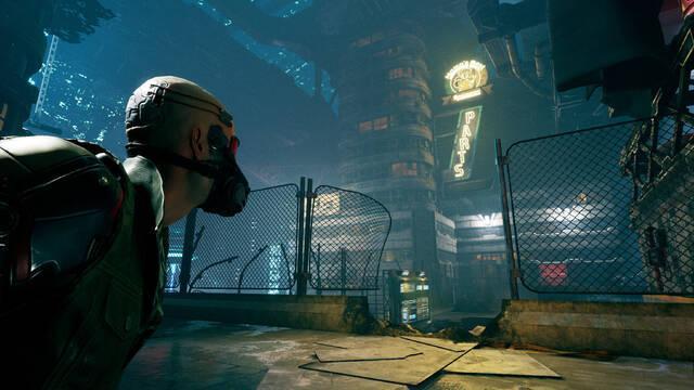 La acción ciberpunk de Ghostrunner estrena su primer gameplay en la gamescom 2019