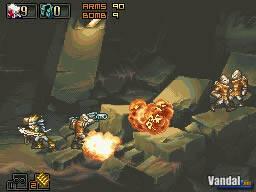 Imágenes de 07 Commando para Nintendo DS