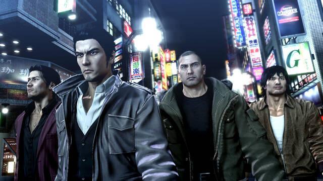 SEGA no descarta llevar Yakuza Remastered Collection a PC
