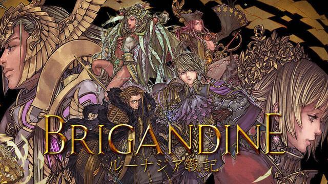 Happynet Games prepara el regreso del juego de rol y estrategia Brigandine