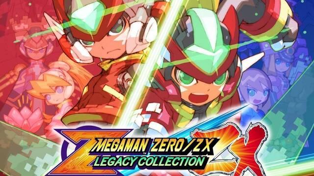 Mega Man Zero/ZX Legacy Collection no exigirá descargas adicionales