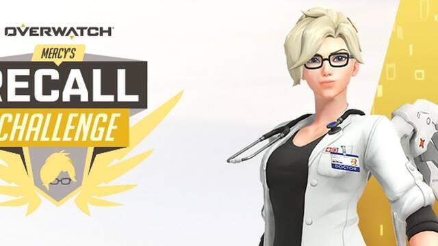Desafío de Mercy en Overwatch