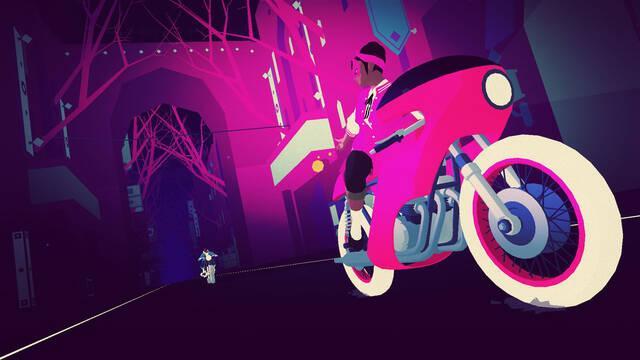 Sayonara Wild Hearts llega a Xbox One el 25 de febrero