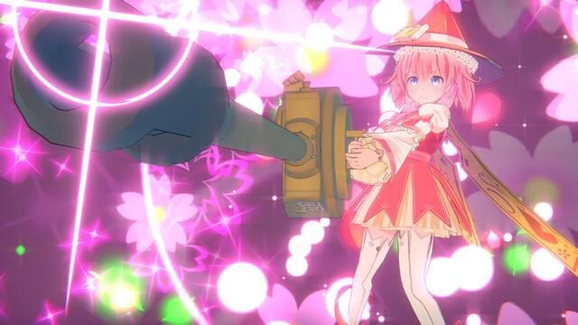 TGS Anunciado Magusphere of the Magical Girl, un 'shooter' con estética anime para PC y PS4