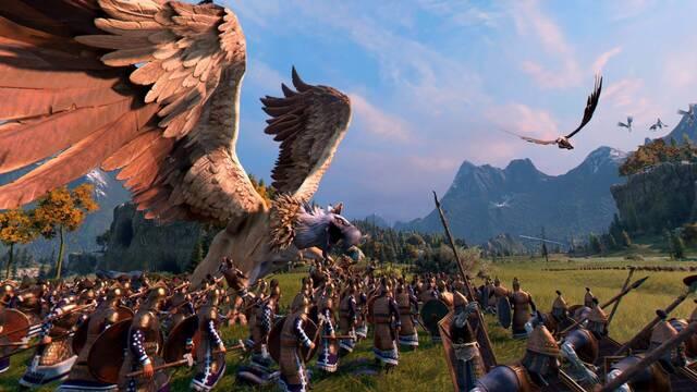 A Total War Saga: Troy y su expansión Mythos