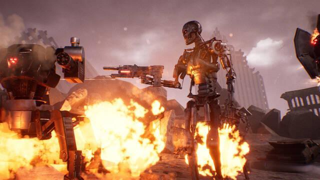 Anunciado Terminator: Resistance, un shooter para PS4, One y PC con fecha 15 de noviembre