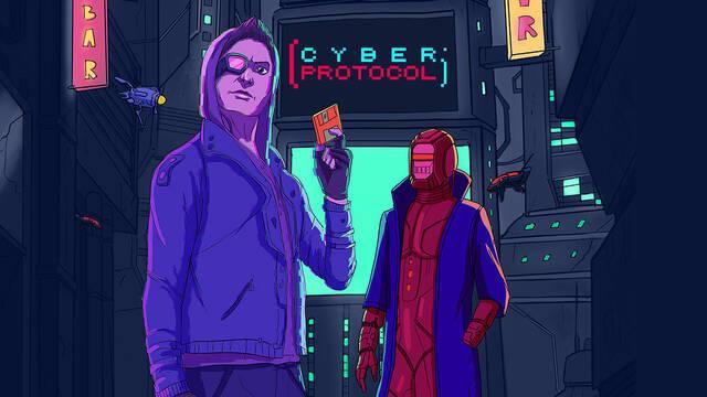 El juego de puzles Cyber Protocol lllega el 26 de septiembre a Nintendo Switch