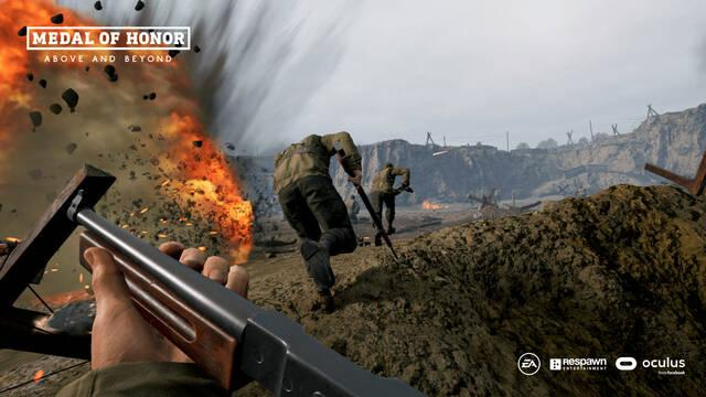 Medal of Honor Above and Beyond Gamescom 2020