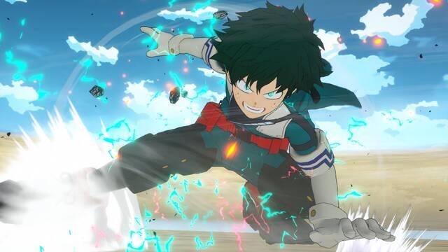 My Hero One's Justice 2 muestra su jugabilidad por primera vez