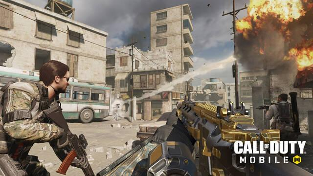 Call of Duty: Mobile arrasa con 100 millones de descargas en su primera semana