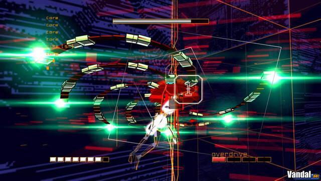 Primeras imágenes de Rez para Xbox Live Arcade