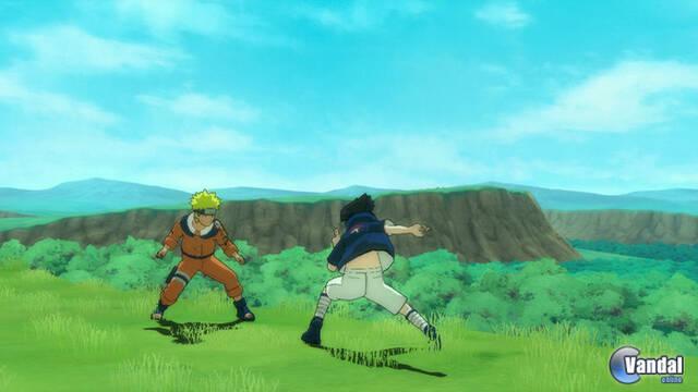 Atari publicará Naruto: Ultimate Ninja Storm