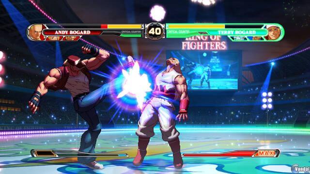 E3: Nuevas imágenes y vídeos de King of Fighters XII