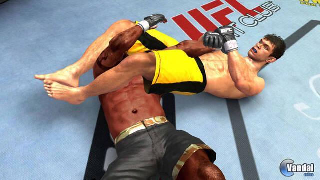 Nuevas imágenes de UFC 2009 Undisputed