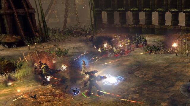 THQ muestra el Last Stand Mode de Warhammer 40.000: Dawn of War 2