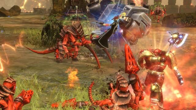 Mañana se realizará un anuncio relacionado con Warhammer 40.000: Dawn of War