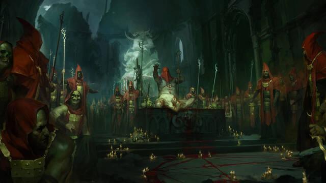 Nuevos detalles de Diablo 4 febrero 2020
