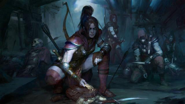 Nuevo gameplay de la pícara de Diablo 4
