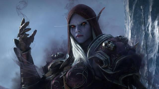 World of Warcraft Shadowlands ventas