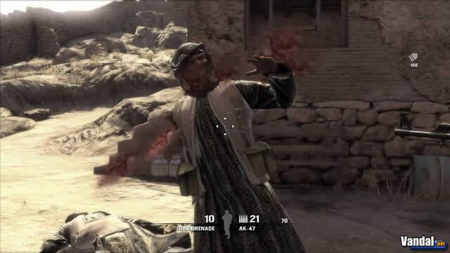Nuevas imágenes de Soldier of Fortune: Payback