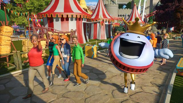 Planet Coaster: Console Edition gameplay consolas