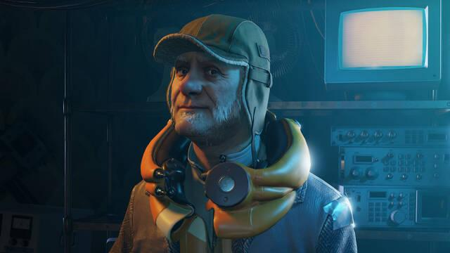 Uno de los protagonistas de Half-Life: Alyx