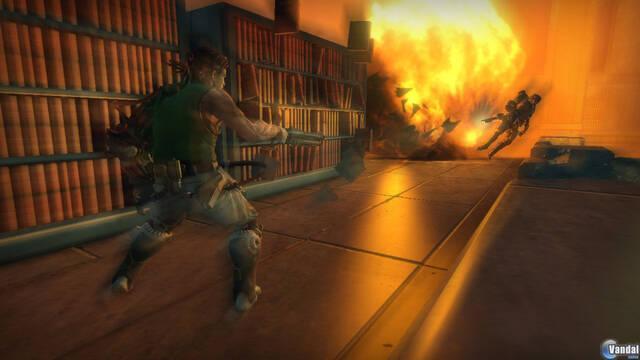 E3: Nuevas imágenes de Bionic Commando