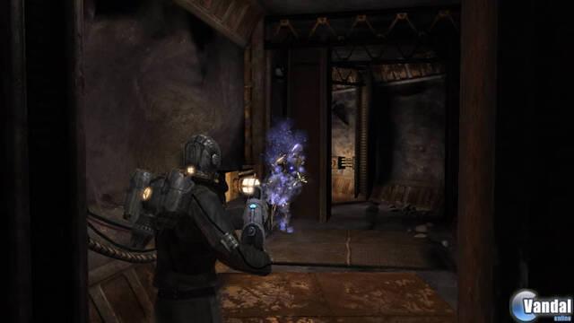 E3: Nuevas imágenes de Dark Void