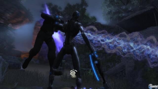E3: Nuevas imágenes y vídeo de Dark Void