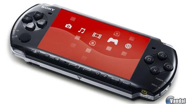 GC: Europa estrenará el nuevo modelo de PSP