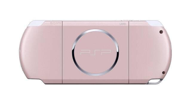 GC: Sony prepara nuevos colores para PSP