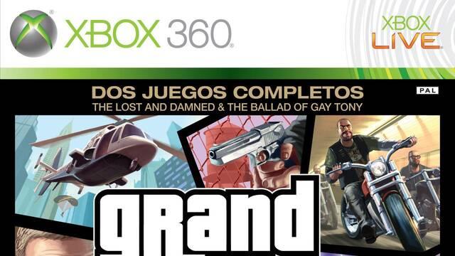Desvelada la portada del pack de episodios de GTA IV
