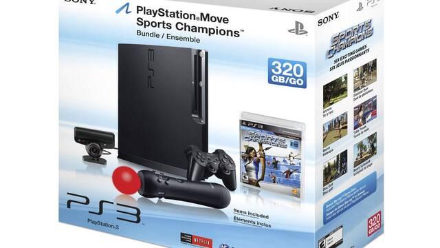 GC: Nuevos packs de PlayStation 3 anunciados