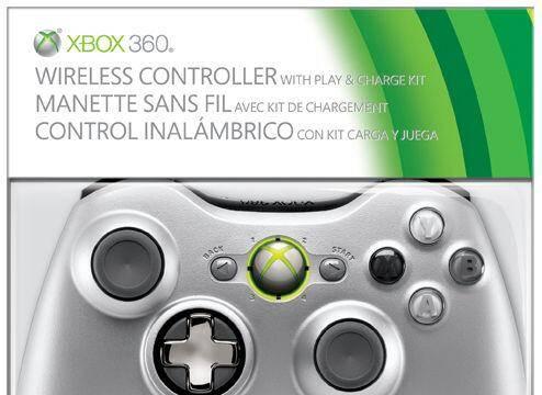 El nuevo mando de Xbox 360 llega el 4 de marzo