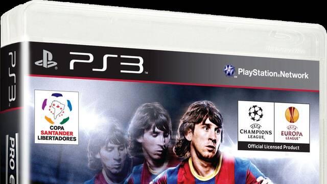 Desvelada la portada de Pro Evolution Soccer 2011