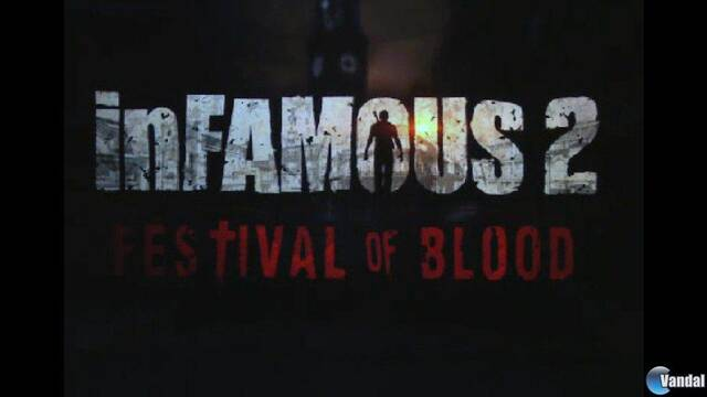 Se anuncia inFamous 2: Festival of Blood