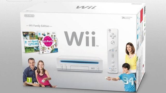 Una nueva Wii, no retrocompatible con GameCube, llegará en Navidad