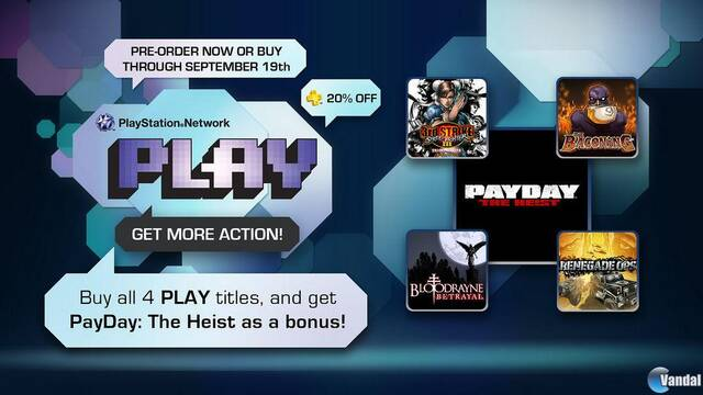 Sony anuncia PlayStation Network Play