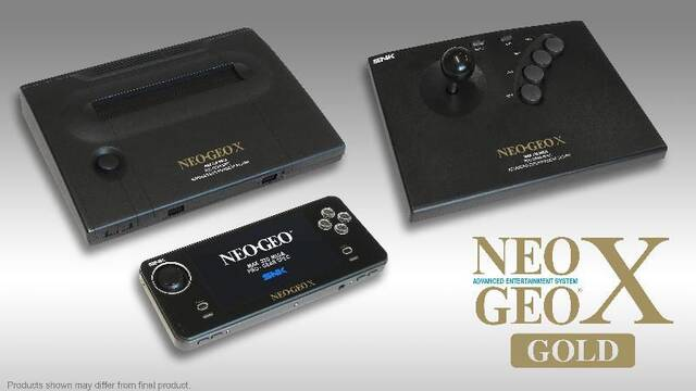 La consola NeoGeo X Gold llegará a España