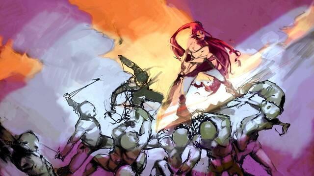 Se filtran nuevas ilustraciones del proyecto de Heavenly Sword 2