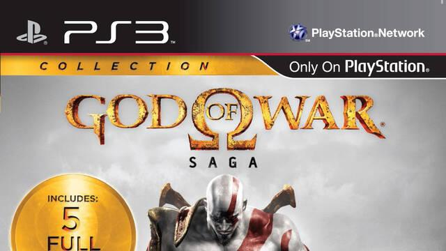 Anunciados inFamous Collection y God of War Saga