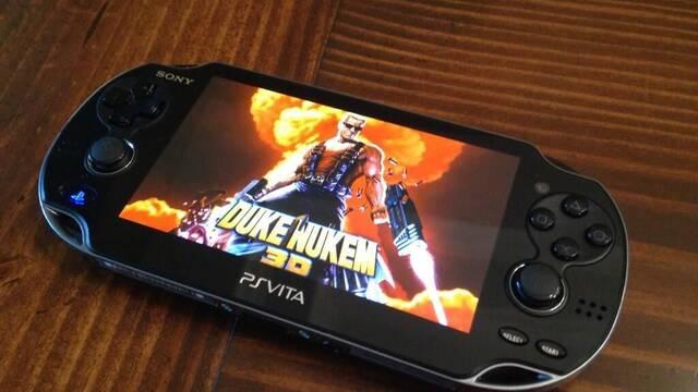 Duke Nukem 3D: Megaton Edition llegará a PS Vita