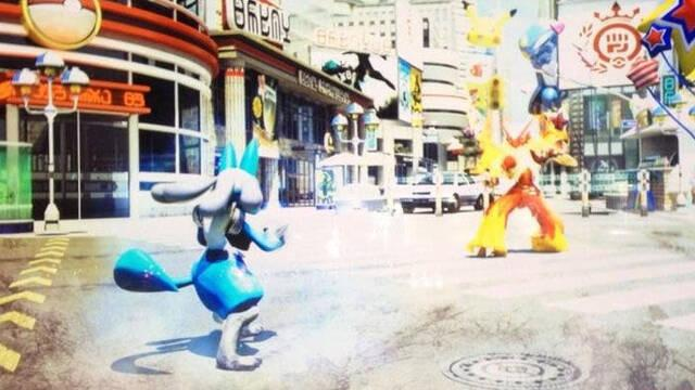 The Pokémon Company niega un Pokémon para Wii U