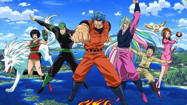 El manga Toriko se adaptará a Nintendo 3DS