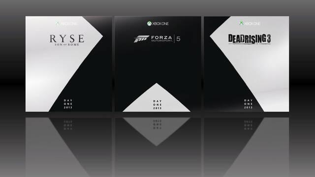 Microsoft revela los extras de las ediciones Día Uno de los juegos de Xbox One