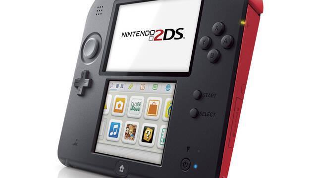 Se anuncia Nintendo 2DS, una revisión de Nintendo 3DS sin función 3D