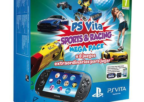 PS Vita lanza un pack con 8 juegos a 199,99 euros