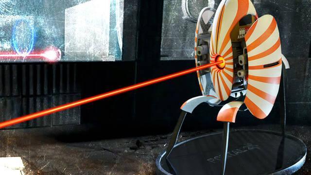 Gaming Heads anuncia la figura de Portal 2 'Sunburst Turret'